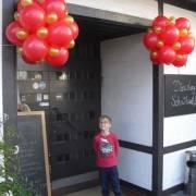 Ballontraube de Luxe - 25 Ballons